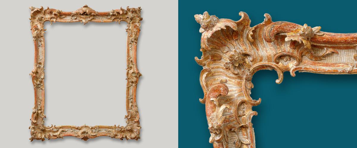 Antike Rahmen – Olaf Lemke