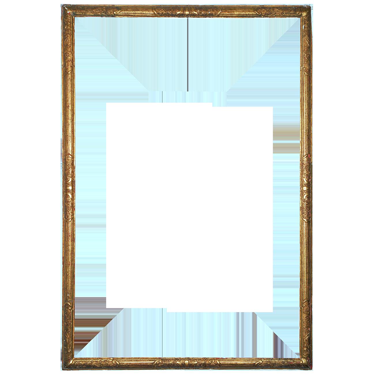 Rococo Mirror Frame - Antike Rahmen