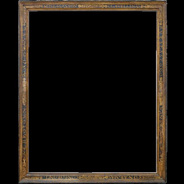 Beschtifteter Rahmen
