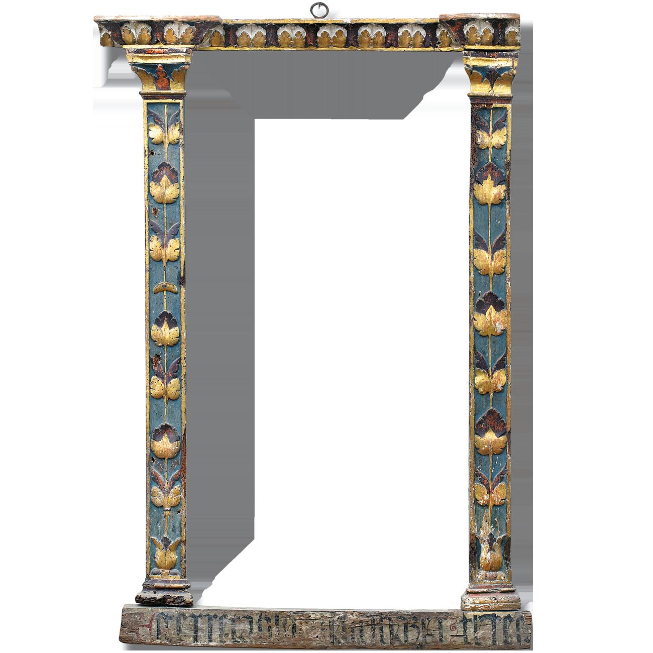 Rahmen - Farben - Spiel - Antike Rahmen