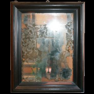 Spiegelrahmen aus Palisander