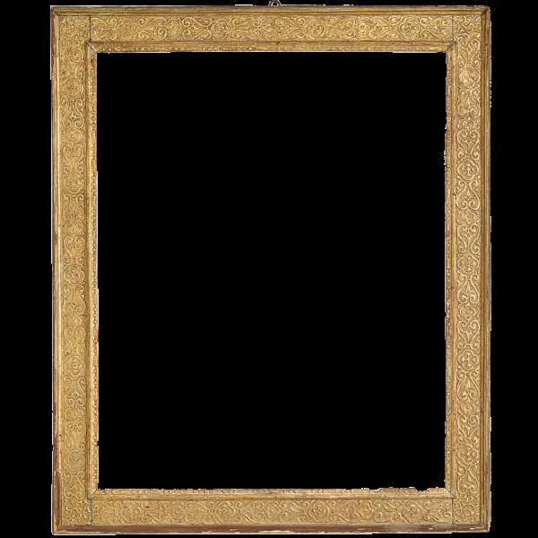 Pasteglierter Renaissance Rahmen